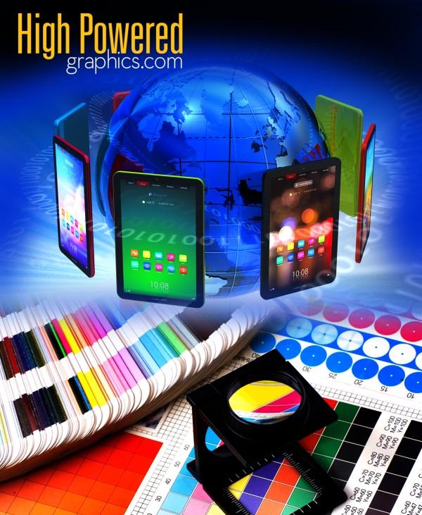 High Powered Graphics Web Design Florida