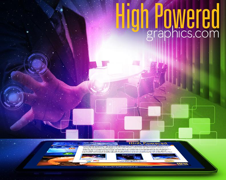 Hallandale Aventura Fort Lauderdale Florida Web Design High Powered Graphics