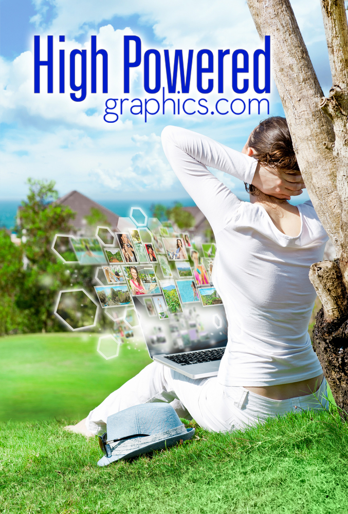High Powered Graphics Web Design Hollywood Florida Broward Miami Palm Beach Fort lauderdale