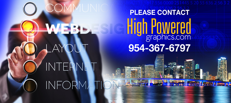 Web Design Broward Hollywood Florida Miami Fort Lauderdale