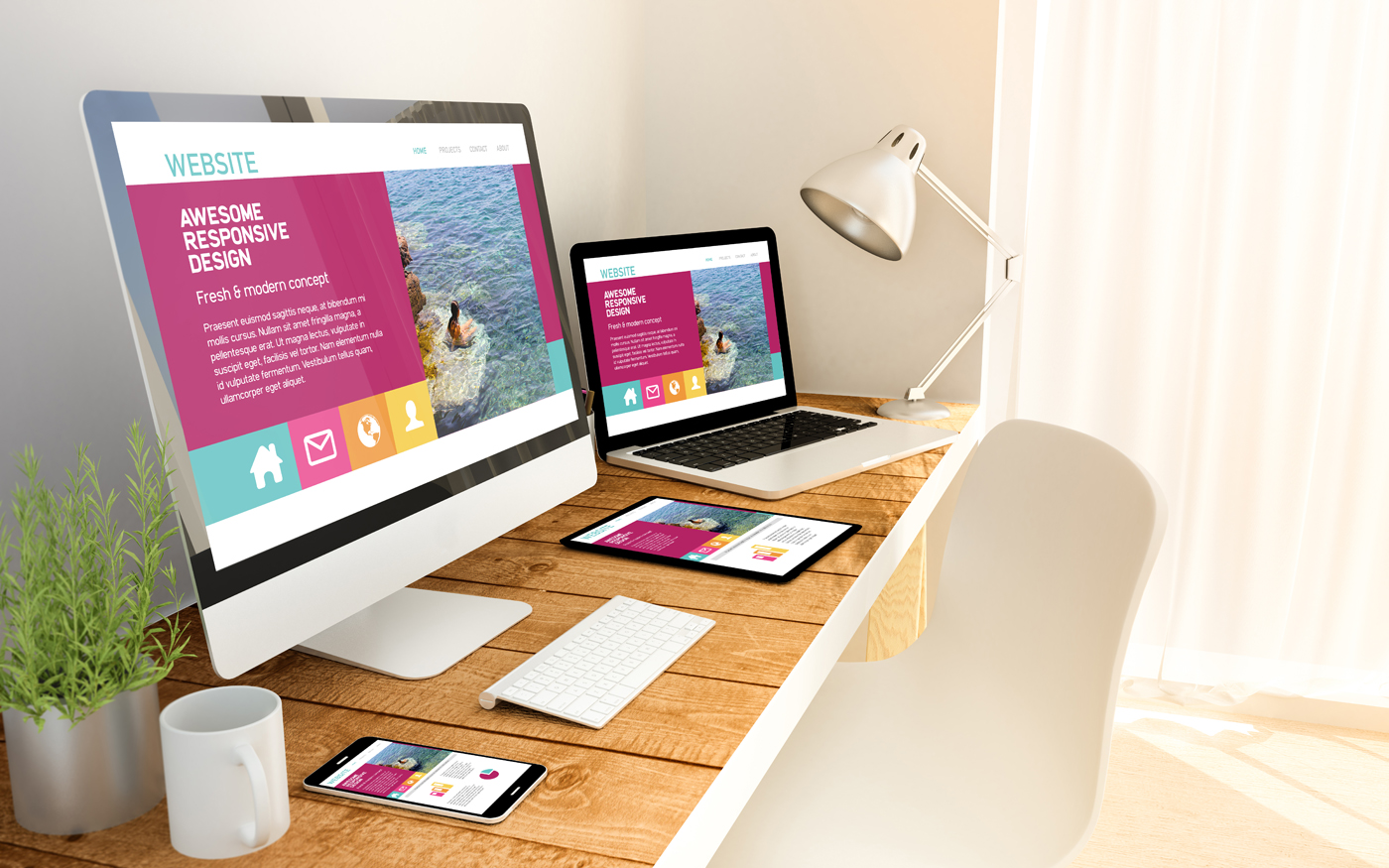 Category Web Design Development Miami Fort Lauderdale Florida High Powered Graphics